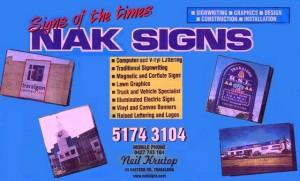 Nak Signs